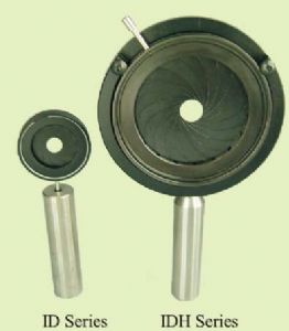 Mounted Iris Diaphragms Holder - IDH-2